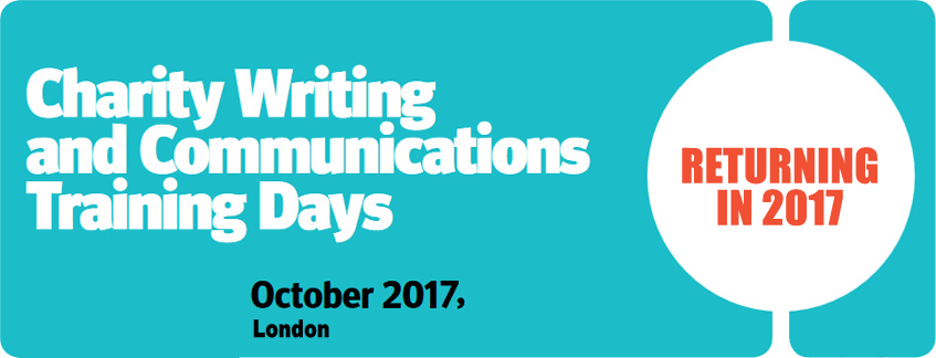 Charity Writing and Communications Training Days